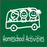 Blog Icon - Homeschool Activities - 200X200
