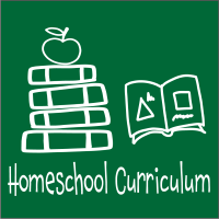 Blog Icon - Homeschool Curriculum - 200X200