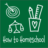 Blog Icon - How to Homeschool - 200X200