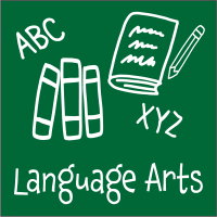 Blog Icon - Language Arts - 200X200