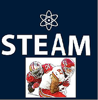Readorium - Football & Education - 49er's STEAM