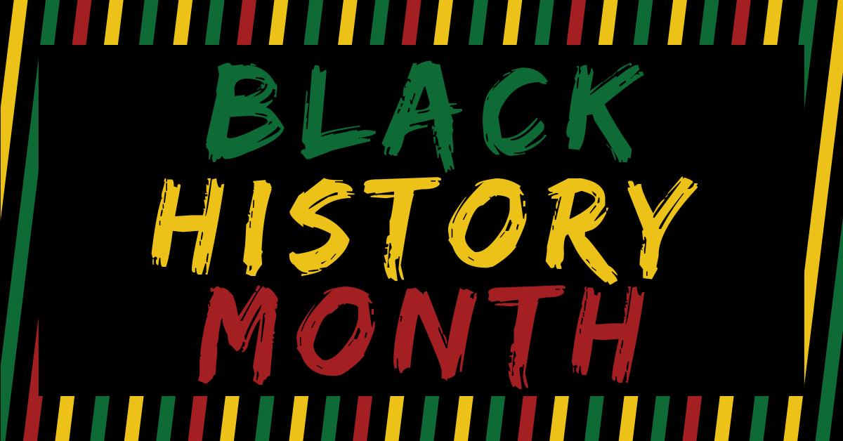 Black History Month - 2019 1220X628