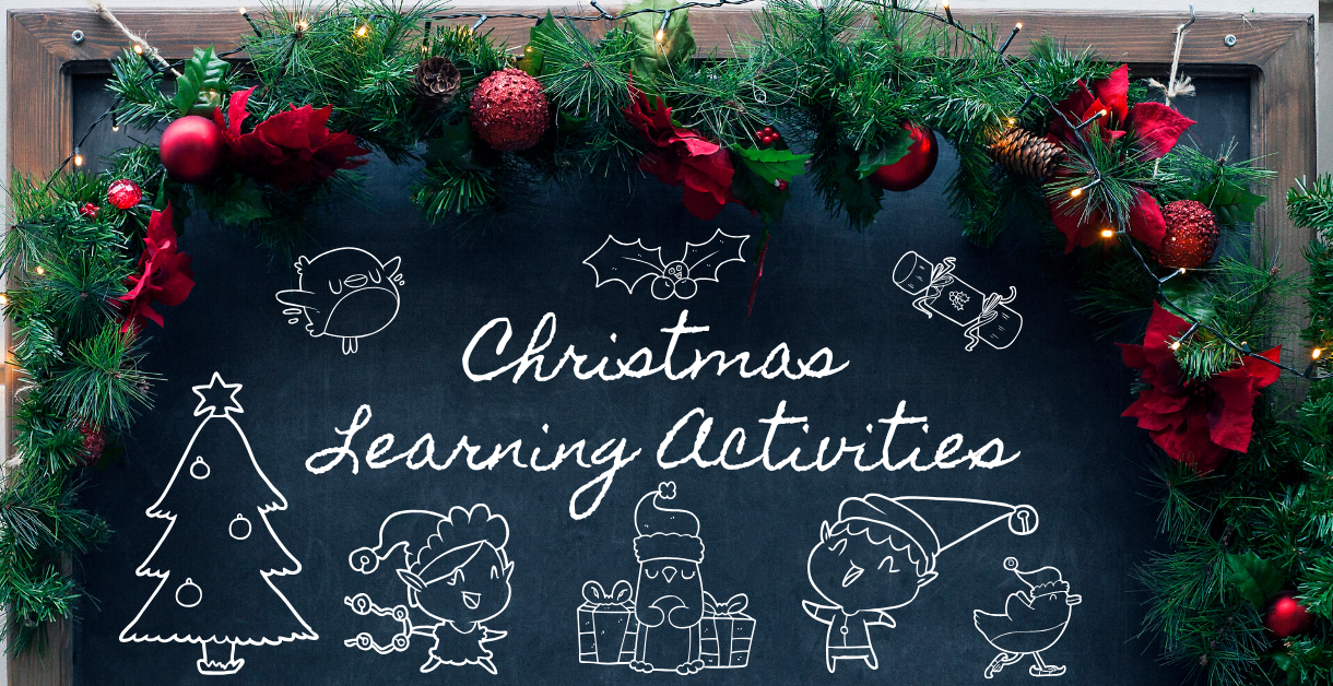 Christmas Learning Activities 1220 X 628 v2